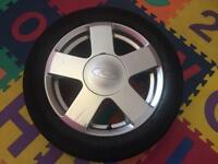 Ford Fiesta Alloy Wheel 195)50)R15