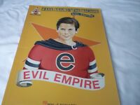 RAGE AGAINST THE MACHINE-EVIL EMPIRE GUTAR TAB BOOK -RARE