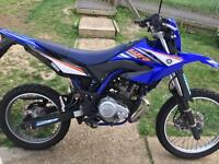Swap wr125 for yzfr125 in good condition