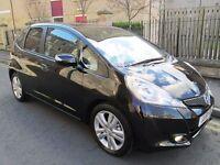 2011 HONDA JAZZ I-VTEC EX CVT AUTO 33,000 MILES GLASS ROOF BLUETOOTH CRUISE CONTROL STUNNING CAR