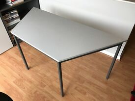 Shaped office table