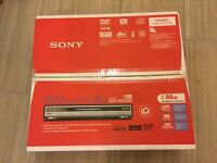 Sony DVD recorder with 80GB hardrive