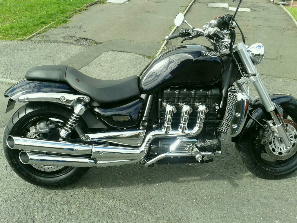 Triumph Rocket 3 In Bangor County Down Gumtree