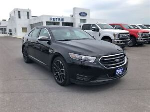 2017 Ford Taurus Limited - AWD, NAV, HEATED LEATHER, REMOTE STAR
