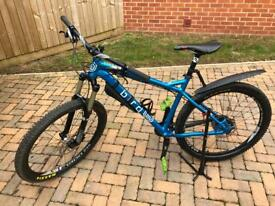 Mk 1 Bird Zero mountain bike