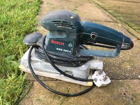 Bosch GSS28A Sander