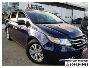 2015 Honda Odyssey EX-L w/Navi; Local & No accidents!