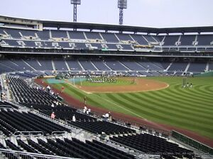2 Front Row Tickets Dodgers @ Pittsburgh Pirates 6/15