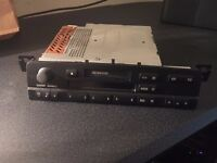 BMW Business stereo