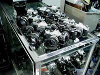 35mm SLR cameras Fully Manual for Studens