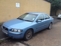 Volvo S60 Diesel 2004 D5 Manual (sensible offers will be considered)