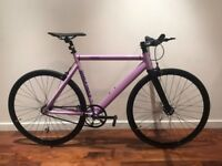 BRAND NEW STATE BICYCLE CO 6061 BLACK LABEL V2 PURPLE SOLD OUT SIZE 55 UNUSED IMMACULATE CONDITION