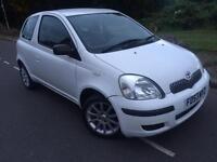 2004 Toyota Yaris 1.0 3 door Automatic # semi Auto # only 46 k# service history # cheap insurance