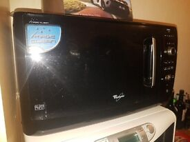 Whirlpool Microwave Jet Oven Magic Clean VT265 800W
