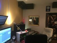 Creative hub for singers, songwriters and rappers