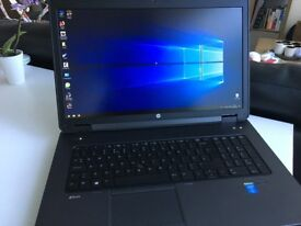Brand NEW HP zBook 17 G2 Workstation/Laptop gaming
