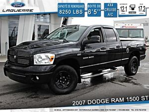 2007 Dodge Ram 1500 **ST*4X4*AUTOMATIQUE*CRUISE*A/C**