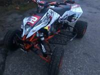Ktm 450 xc 2010. Road legal quad. Not raptor banshee yfz ltr ltz trx
