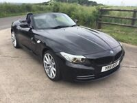 BMW Z4 hardtop convertible 3l 256BHP only 50K miles