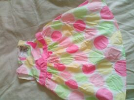 3 Summer dresses for baby 18 months