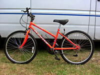 """RETRO 24"""" WHEELED MOUNTAIN BIKE GOOD CLEAN COND FULLY SERVICED AND SAFETY CHECKED"""