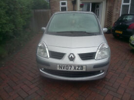 RENAULT MODUS - FULL SERVICE HISTORY - VERY LOW MILEAGE 69K