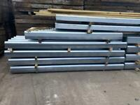 •New• Galvanised Box Profile Roof Sheets - Various Sizes