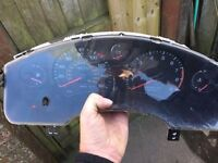 Toyota mr2 mk2 rev clocks