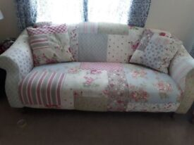 DFS DOLL SOFA AND ARMCHAIR