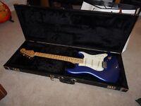 Fender American Standard Stratocaster - AS NEW BARGAIN