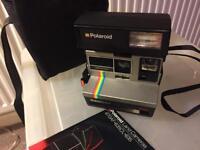 Polaroid Supercolor 635 instant camera