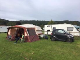 Combi-Camp Trailer Tent/Folding Camper/Folding Caravan