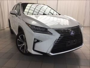 2017 Lexus RX 450H Executive Package: 1 Owner Hybrid.