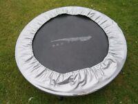 Sport trampette.Personal trampoline.
