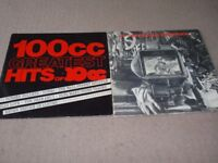 10cc Vinyl albums