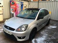 2007 Ford Fiesta zetec s 1.6 petrol (cheap car) £700 ovno