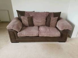 Sofa for sale like new sold as seen
