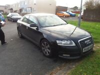 quick sale cheap audi A6 2008 diesel