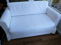 SOFA BED double size (Hagalund from IKEA)