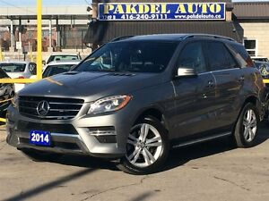2014 Mercedes-Benz M-Class ML350 BlueTEC 4MATIC*****SOLD*****