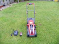 flymo mighti-mo 300li cordless mower