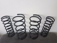 Brand New, Ford Focus MK1 Models, 1998-2004 FrontAnd Rear Coil Springs