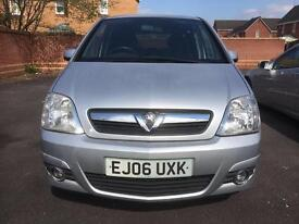 Vauxhall Meriva Automatic excellent drive full service hpi clear