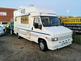 Talbot express 404 2.5 Diesel 4 berth 1992 shower toilet cooker px welcome
