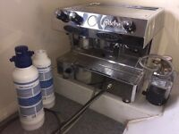 Fraccino contempo 2group espresso machine