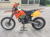 KTM 200 EXC (not CR ,CRF,SX,KFX)
