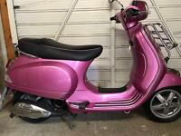 VESPA LX 50. LIMITED EDITION, 2012. NEW SHAPE. DELIVERY AVAILABLE