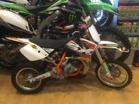 2008 ktm 65 cc immaculate condition throughout good as new