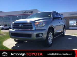 2017 Toyota Sequoia - Please TEXT 403-894-7645 for more informat