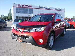 2013 Toyota RAV4 XLE AWD TOYOTA CERTIFIED PRE-OWNED
